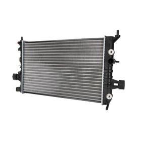 Radiatore, Raffreddamento motore D7X042TT con un ottimo rapporto THERMOTEC qualità/prezzo