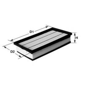 Vzduchový filtr 152071758667 pro PEUGEOT nízké ceny - Nakupujte nyní!