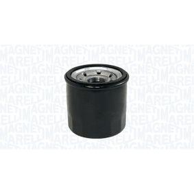 Filtro olio MAGNETI MARELLI 152071758756 comprare e sostituisci