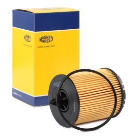 Olejový filtr 152071758801 pro FIAT nízké ceny - Nakupujte nyní!