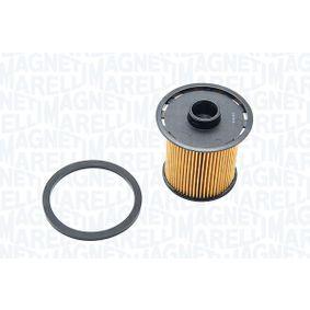 palivovy filtr 152071760551 MAGNETI MARELLI Zabezpečená platba – jenom nové autodíly