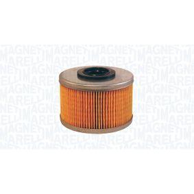 palivovy filtr 152071760554 MAGNETI MARELLI Zabezpečená platba – jenom nové autodíly