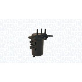 Filtro de combustível 152071760666 para NISSAN KUBISTAR com um desconto - compre agora!