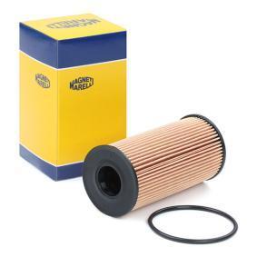 Filtro olio MAGNETI MARELLI 153071760254 comprare e sostituisci