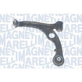 Braço oscilante, suspensão da roda 301181301800 com uma excecional MAGNETI MARELLI relação preço-desempenho