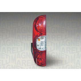 Luce posteriore MAGNETI MARELLI 712201101110 comprare e sostituisci