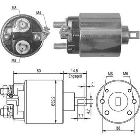 compre MAGNETI MARELLI Interruptor electromagnético, motor de arranque 940113050022 a qualquer hora