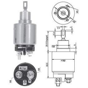 MAGNETI MARELLI Elettromagnete, Motore d'avviamento 940113050126 acquista online 24/7