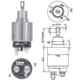 MAGNETI MARELLI Elettromagnete, Motore d'avviamento 940113050128 acquista online 24/7