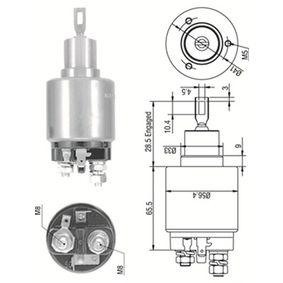 compre MAGNETI MARELLI Interruptor electromagnético, motor de arranque 940113050270 a qualquer hora