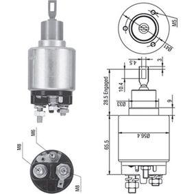 MAGNETI MARELLI Elettromagnete, Motore d'avviamento 940113050271 acquista online 24/7