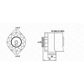 MAGNETI MARELLI генератор 943356502010 купете онлайн денонощно