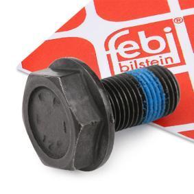 buy FEBI BILSTEIN Flywheel Bolt 01197 at any time