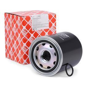 01361 FEBI BILSTEIN Cartucho del secador de aire, sistema de aire comprimido comprar ahora