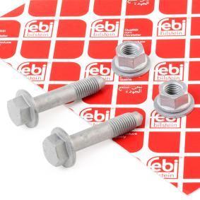 buy FEBI BILSTEIN Screw Kit, suspension strut / wheel bearing housing 01801 at any time