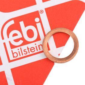buy FEBI BILSTEIN Seal, oil drain plug 04054 at any time