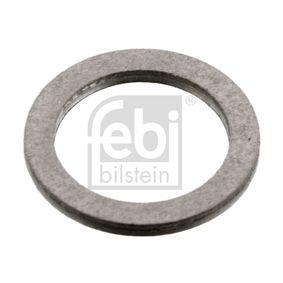 buy and replace Seal, oil drain plug FEBI BILSTEIN 07106