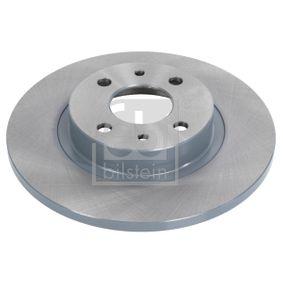 Disco de travão 10618 FEBI BILSTEIN Pagamento seguro — apenas peças novas