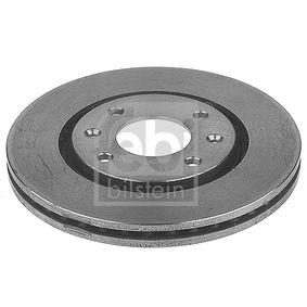 Disco de travão 10678 FEBI BILSTEIN Pagamento seguro — apenas peças novas