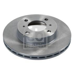 Disco de travão 10872 FEBI BILSTEIN Pagamento seguro — apenas peças novas