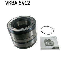 SKF VKBA 5412 kerékcsapágy készlet vásárlás