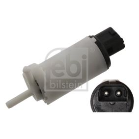 buy and replace Water Pump, window cleaning FEBI BILSTEIN 14805