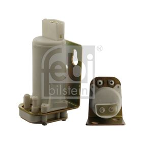 buy and replace Water Pump, window cleaning FEBI BILSTEIN 14877