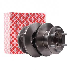 Achetez et remplacez Disque de frein 17343