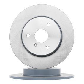 22345 Brake Disc FEBI BILSTEIN - Huge selection — heavily reduced
