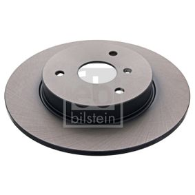 22345 Brake Disc FEBI BILSTEIN - Experience and discount prices