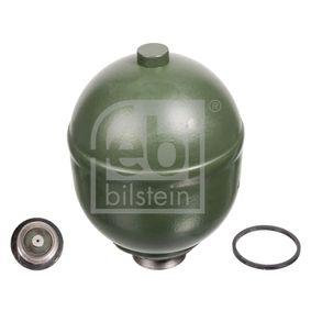 compre FEBI BILSTEIN Acumulador de pressão, suspensão/amortecimento 22497 a qualquer hora