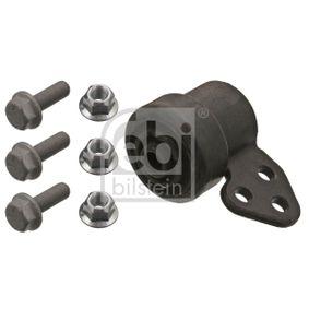 Kit montaggio, Braccio oscillante 23129 con un ottimo rapporto FEBI BILSTEIN qualità/prezzo