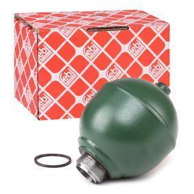 compre FEBI BILSTEIN Acumulador de pressão, suspensão / amortecimento 23793 a qualquer hora