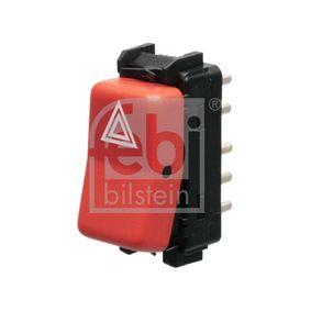 buy FEBI BILSTEIN Hazard Light Switch 24198 at any time