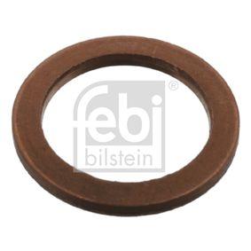 buy and replace Seal, oil drain plug FEBI BILSTEIN 27532