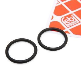 FEBI BILSTEIN Tömítőgyűrű, hűtőfolyadék csővezeték 29752 - vásároljon bármikor