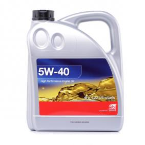 Motoröl 32937 FEBI BILSTEIN Sichere Zahlung - Nur Neuteile