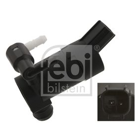 buy and replace Water Pump, window cleaning FEBI BILSTEIN 34863