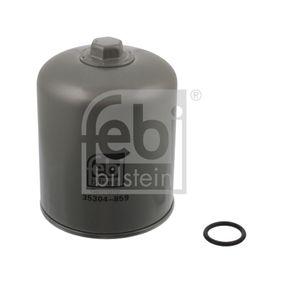 Lufttrocknerpatrone, Druckluftanlage FEBI BILSTEIN 35304 kaufen
