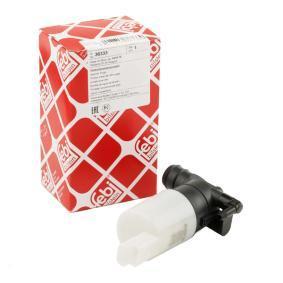 водна помпа за миещо устр., почистване на стъклата 36333 FEBI BILSTEIN Безопасно плащане — само нови детайли