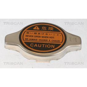 Bouchon de radiateur 8610 18 TRISCAN Paiement sécurisé — seulement des pièces neuves