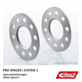 Αγοράστε EIBACH Αύξηση μετατροχίου S90-1-05-015 οποιαδήποτε στιγμή