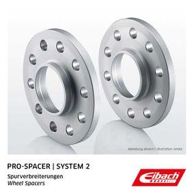 Αγοράστε EIBACH Αύξηση μετατροχίου S90-2-10-034 οποιαδήποτε στιγμή