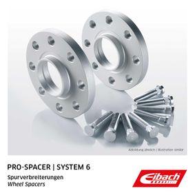 kúpte si EIBACH Zväčżenie / rozżírenie rozchodu S90-6-10-007 kedykoľvek