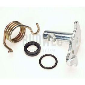 Αγοράστε BUDWEG CALIPER Σετ επισκευής, μοχλός φρένου ακινητοποίησης (δαγκάνα φρένων) 209909 οποιαδήποτε στιγμή