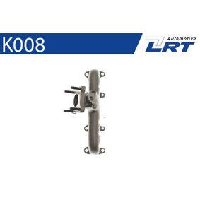 Pērc LRT Kolektors, Izplūdes gāzu sistēma K008 jebkurā laikā