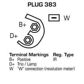 køb DELCO REMY Generator DRA4570 når som helst