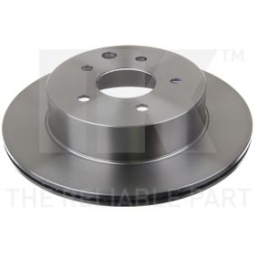 Brake Disc 202261 NK Secure payment — only new parts