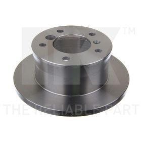 Brake Disc 203396 NK Secure payment — only new parts