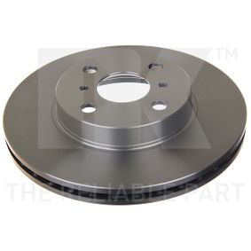 Brake Disc 204543 NK Secure payment — only new parts